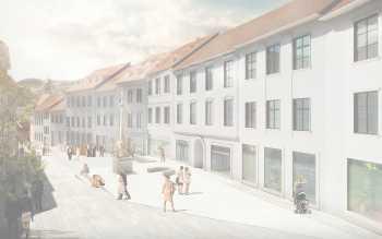 Wolfsberg Obere Stadt