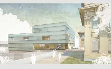 WB Erweiterung und Adaptierung des ehemaligen Instituts für Pathologie