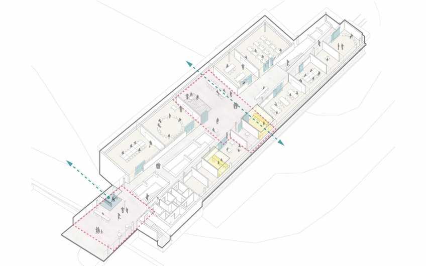 Bauliche Weiterentwicklung Seminar- und Tagungszentrum Waldheim, Deutschland