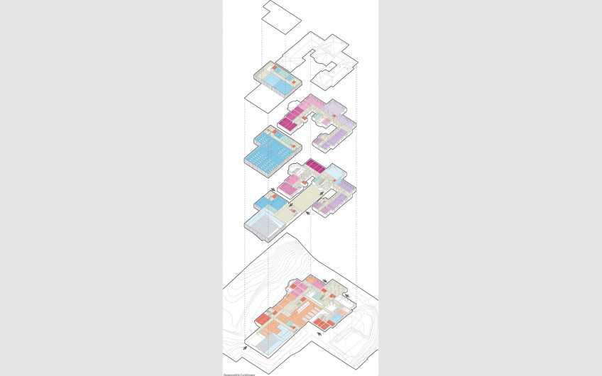 WB Erweiterung und Adaptierung des ehemaligen Instituts für Pathologie für den Lehrstuhl für Anatomie