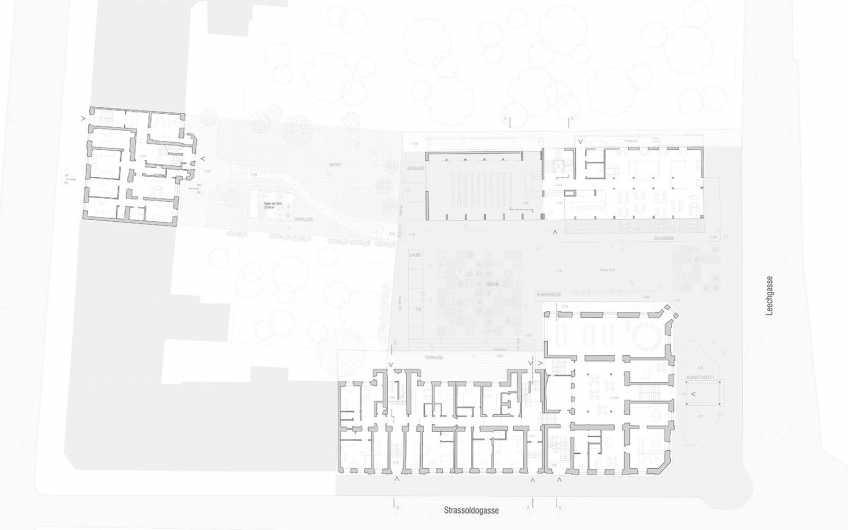 WB Um- und Zubau Quartier Leech