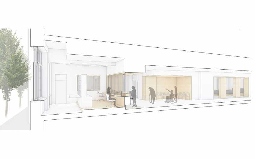 "WB LKH 2020 Chirurgiekomplex LKH Univ.-Klinikum Graz ""Adaption Ambulanzen"""