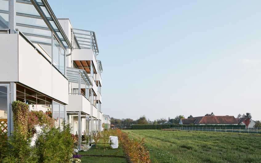 Wohnbebauung Sternäckerweg
