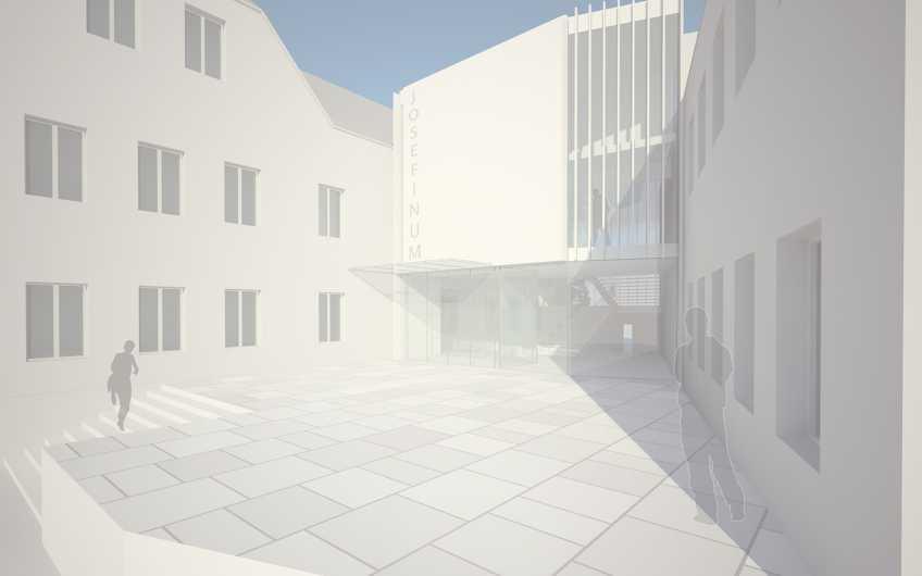 WB Kultur- und Karrierezentrum und Studentenheim Josefinum